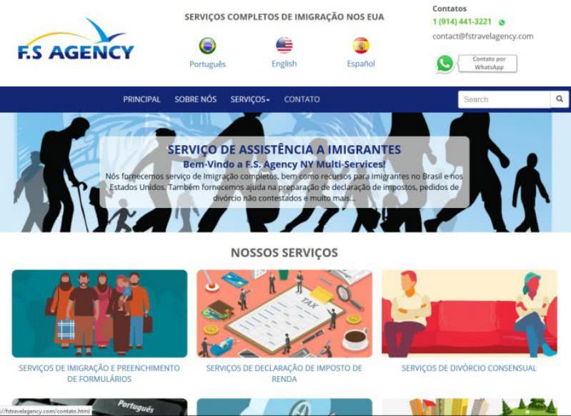 fs travel agency