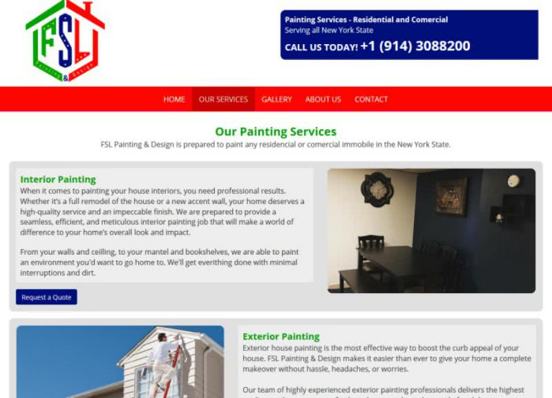 fsl painting service