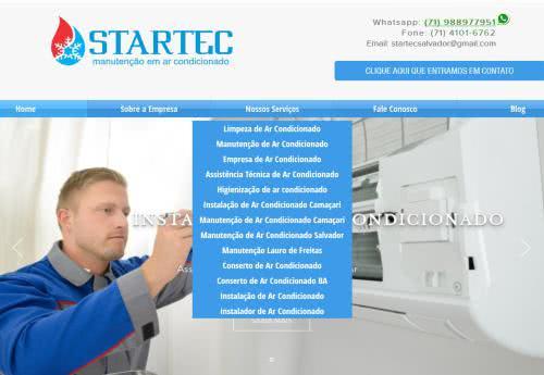 Startec - Assistência Técnica de Ar Condicionado