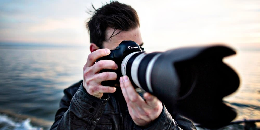 Como Atrair mais Clientes na Fotografia com um Website Profissional